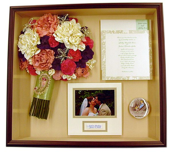 How To Preserve Wedding Bouquet Wedding Bouquet Preservation Wedding Bouquets Wedding Shadow Box