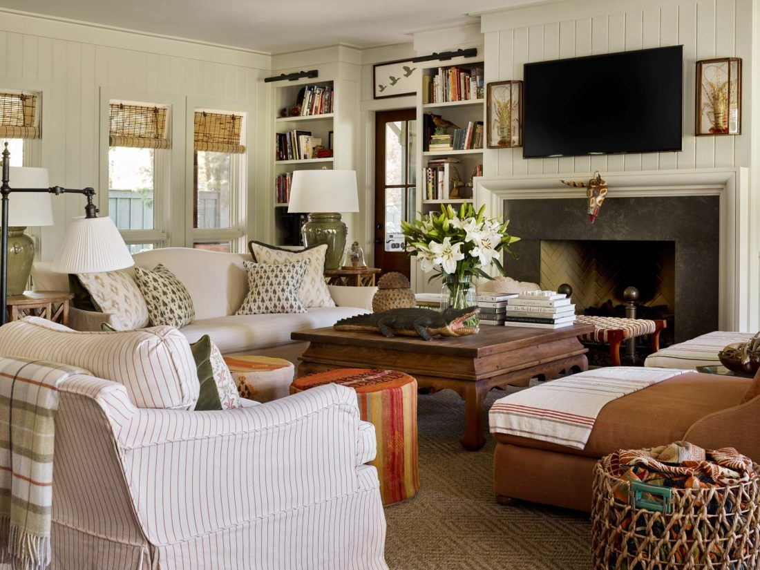 Inside A Florida Home With Outdoor Spirit With Images Living