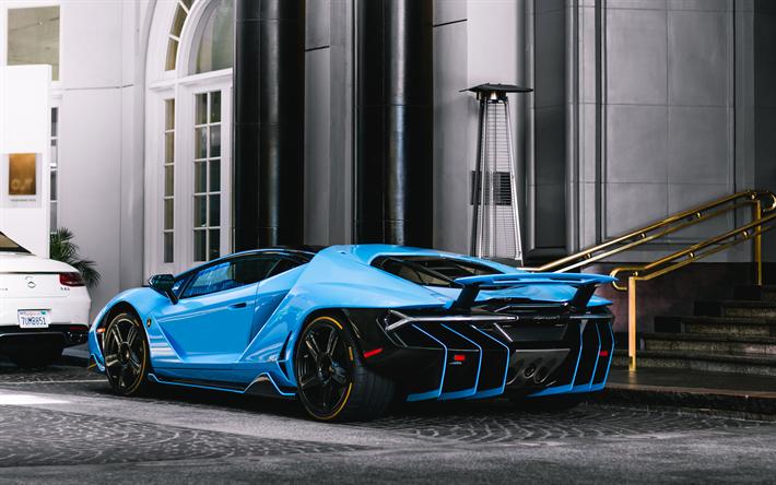 Download Wallpapers Lamborghini Centenario 4k Supercar Sports