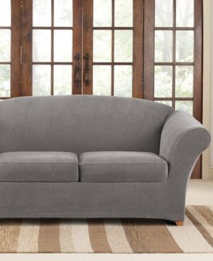 stretch pique slipcovers products rh pinterest es