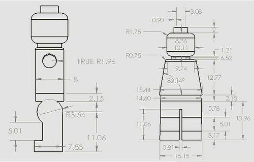 Resultado de imagen de lego man blueprint Lego Man World Model - fresh apprendre blueprint ark