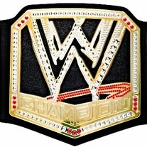 Brand: Mattel MPN: Y7011 UPC: 746775238315   WWE World Championship Belt    Take home the excitement of the WWE World   Heavyweight Championship Title Belt, styled just like   the ones worn by your favorite WWE Superstars!     World Wrestling Entertainment Championship Title   B...