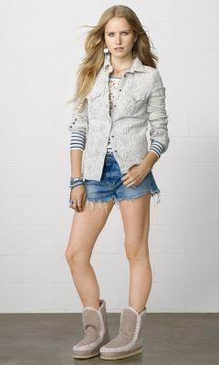 Floral Cowgirl Shirt - Denim & Supply  Long-Sleeve - RalphLauren.com