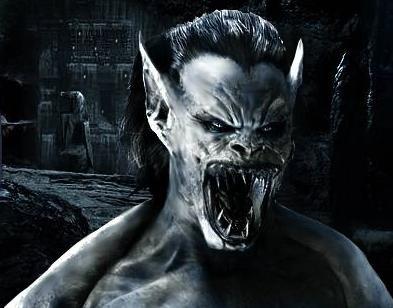 Dracula as his beast like form...Van Helsing | Monstrous ...