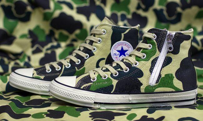 2470a98b7d5a mita sneakers x Converse All Star TYO Custom Made Hi