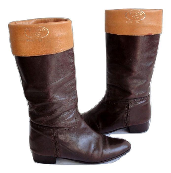 Nu in de  Catawiki veilingen  Gucci - laarzen - inclusief serienummer 13f6ff86e65