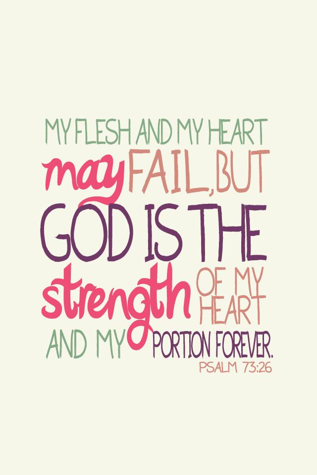 Psalms 73:26