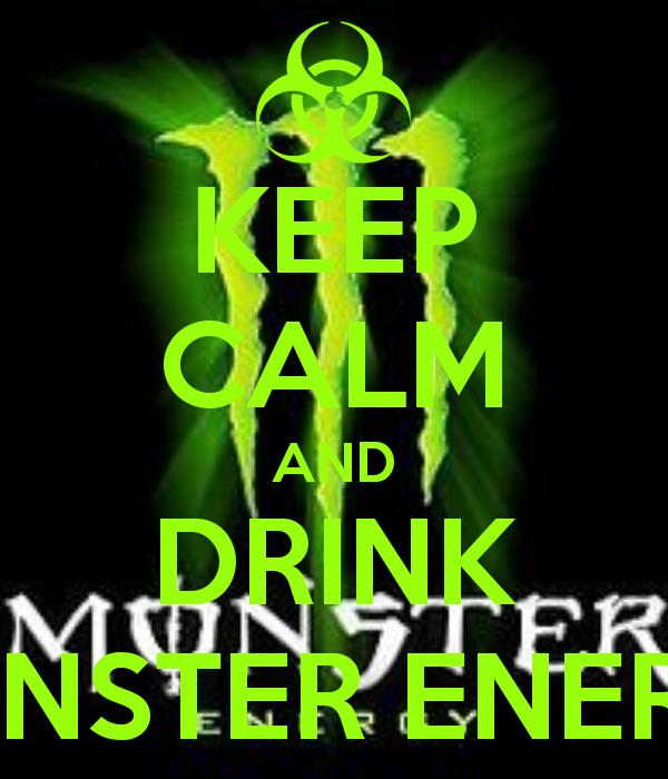 Monster Energy Drink Symbol Red Monster Energy Drink Logo