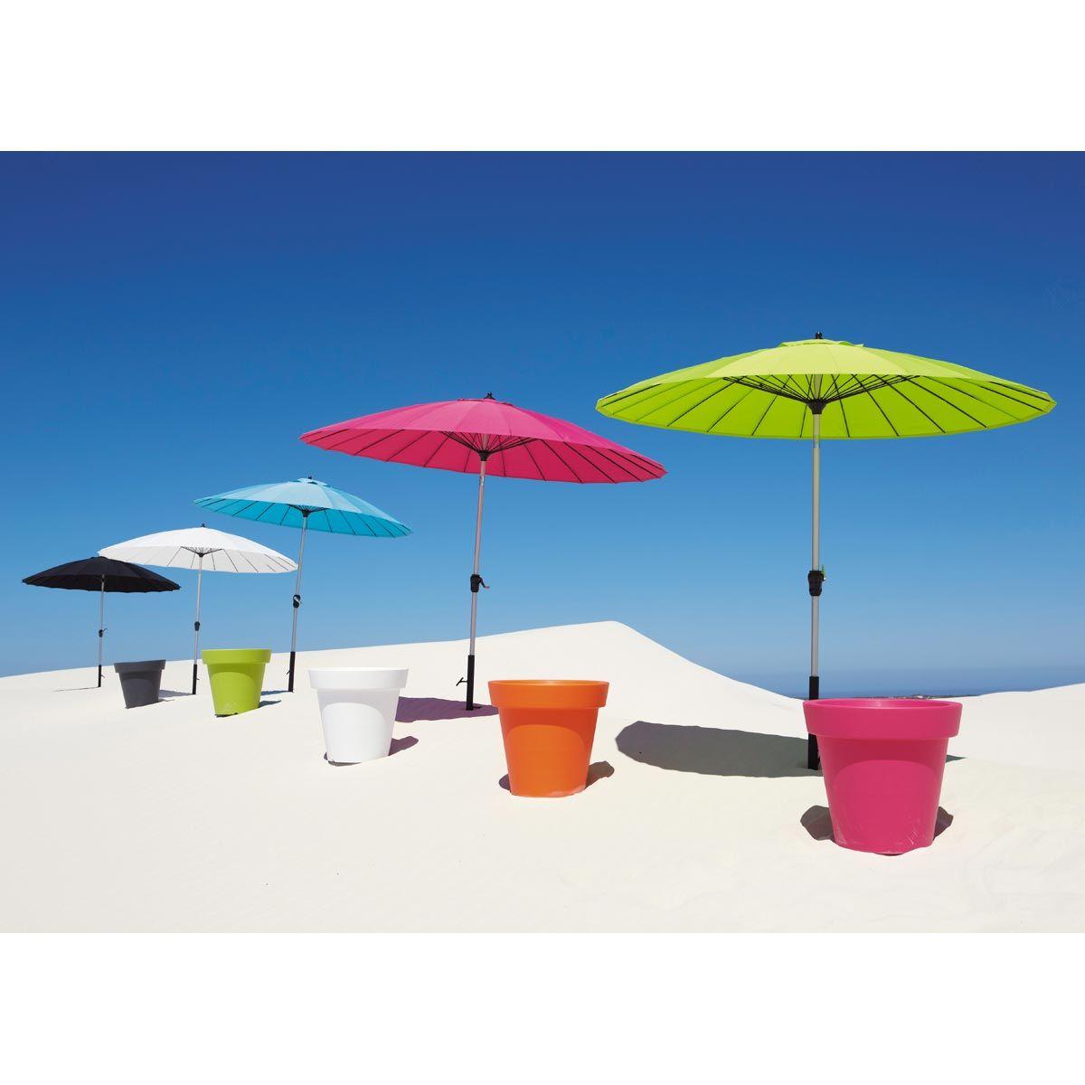 parasol turquoise papaye maisons du monde dehors il fait beau pinterest papaye parasol et. Black Bedroom Furniture Sets. Home Design Ideas