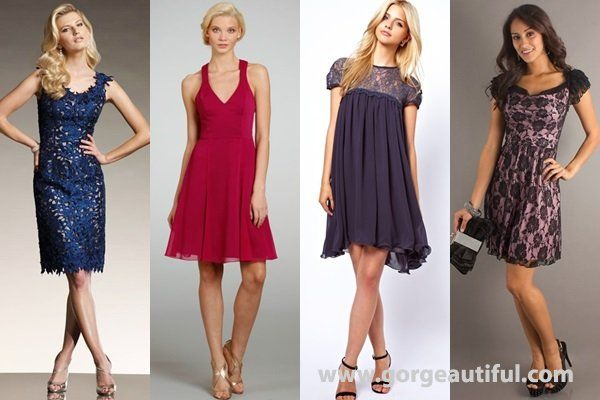 Casual Evening Wedding Guest Dresses