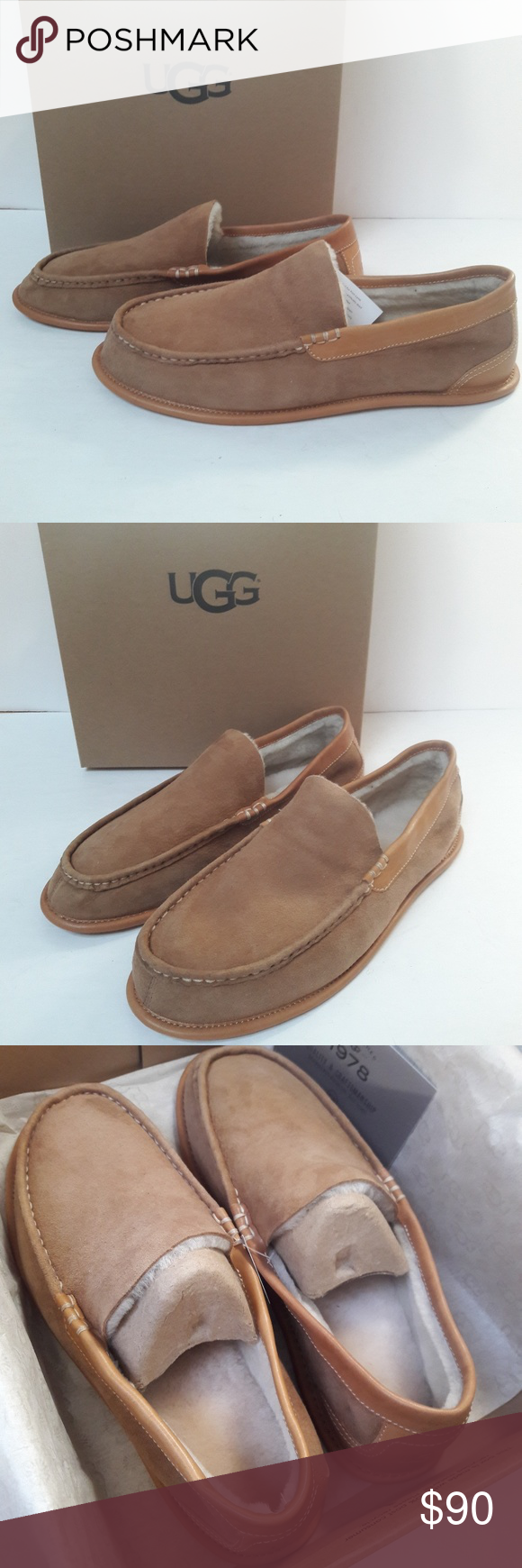 b1c92dbc5c7 New UGG Limited Edition Men's Slippers Size 12 New in box, quality ...