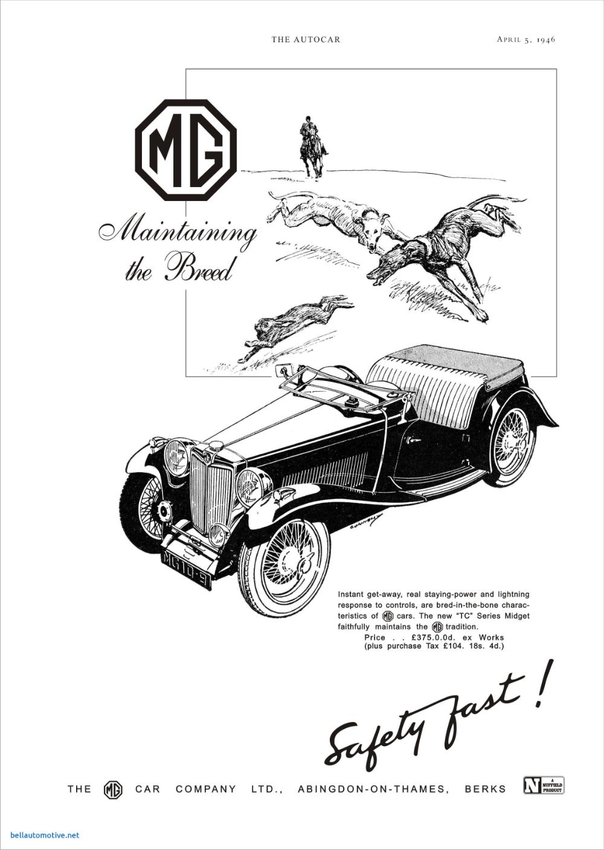 Electric Classic Cars Unique Car Advert Mg Tc 2 1946 In 2020 Morris Garages Classic Cars Unique Cars