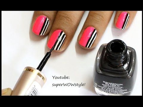 How To Make Nail Art Tools At Home DIY Designs With Own