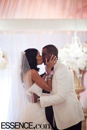Sealed with a Kiss | Bridal Bliss Exclusive: Chris Paul and Jada Crowley's Wedding