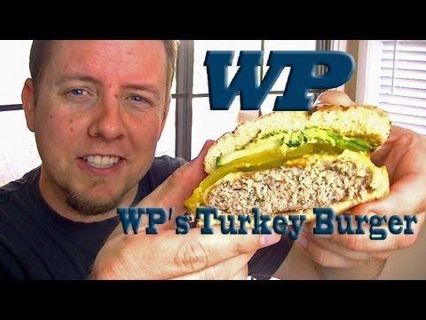 Man Cave Turkey Burgers : Wildmanproject turkey burger bbqing burgers