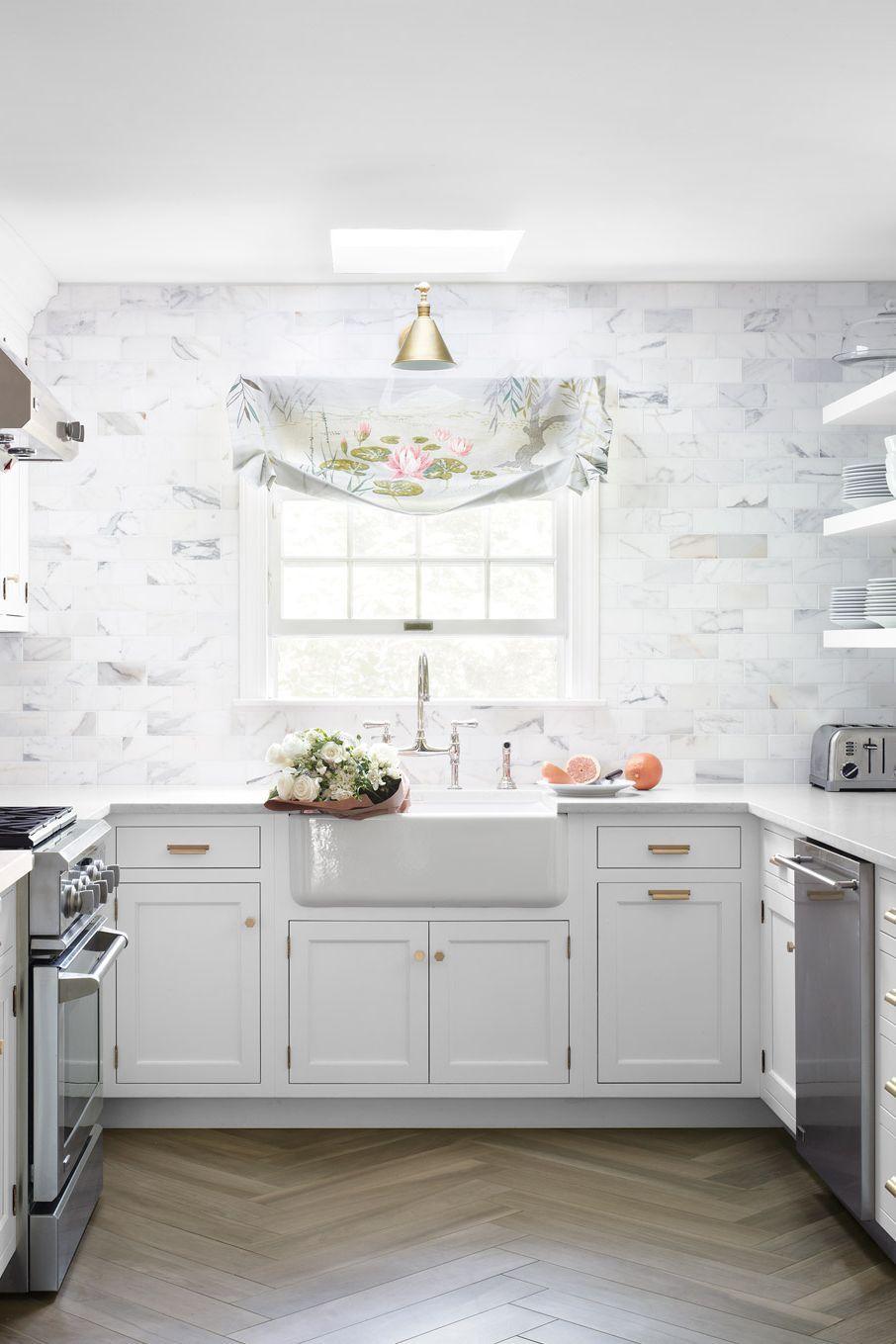 insanely chic kitchen backsplashes kitchen tile pinterest