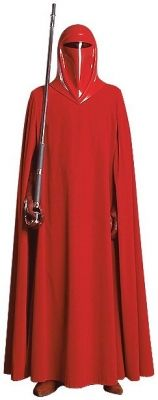 STAR WARS COSTUMES: : Star Wars Supreme Edition Imperial Guard Adult Costume