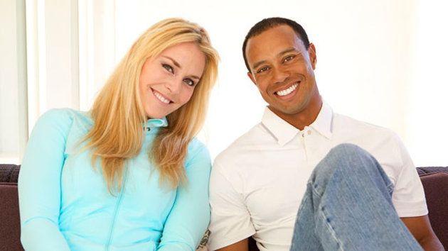 Lindsey Vonn, Tiger Woods Dating | Lindsey vonn, Tiger ...