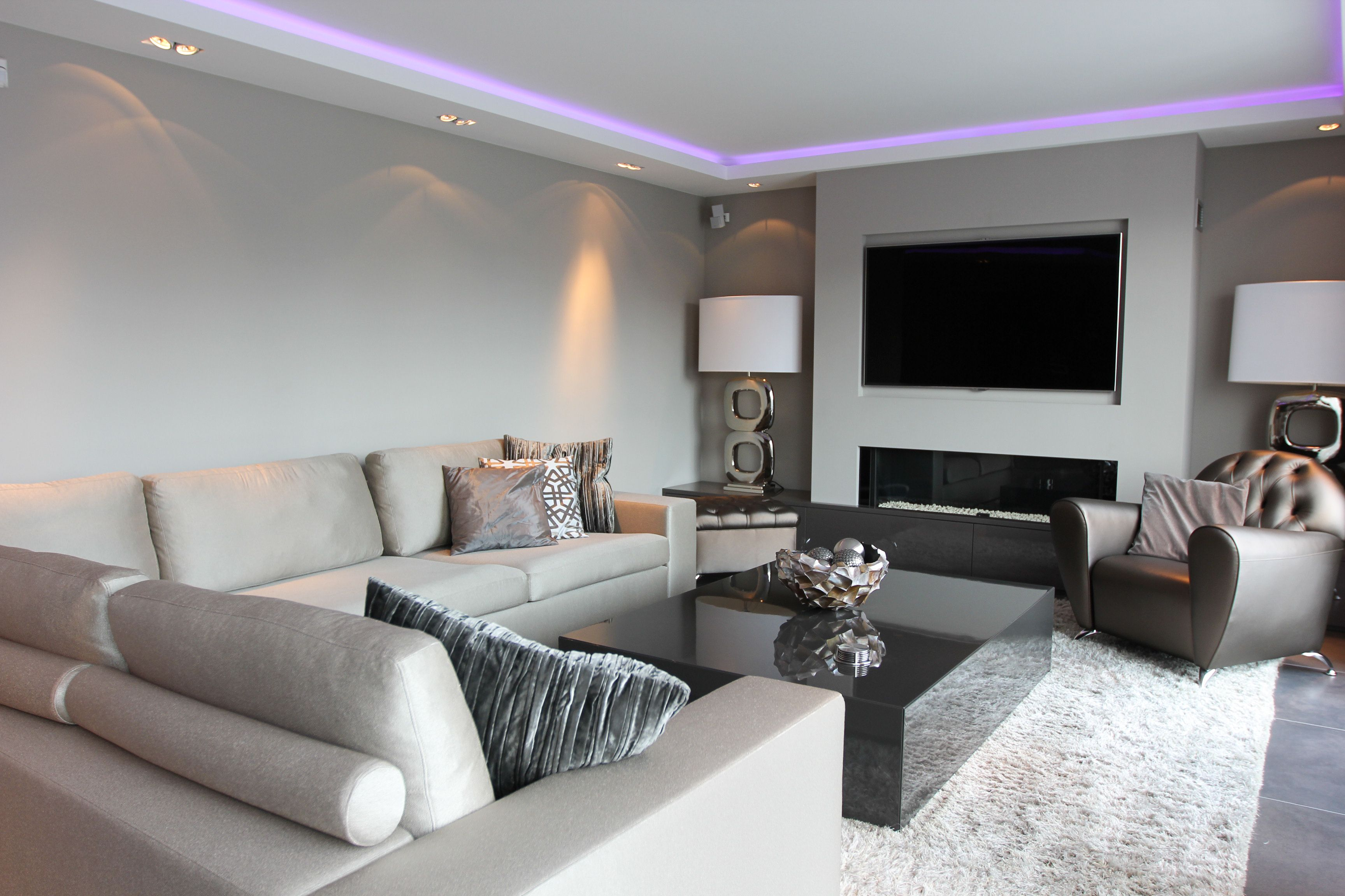 Living room design Joanne Schilder Joanne Schilder Design