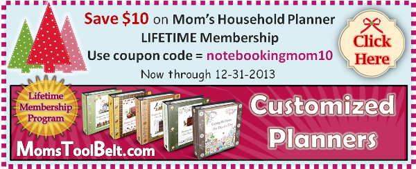 Free Notebooking Pages Sampler 600 Pages With Images Household Planner Homeschool