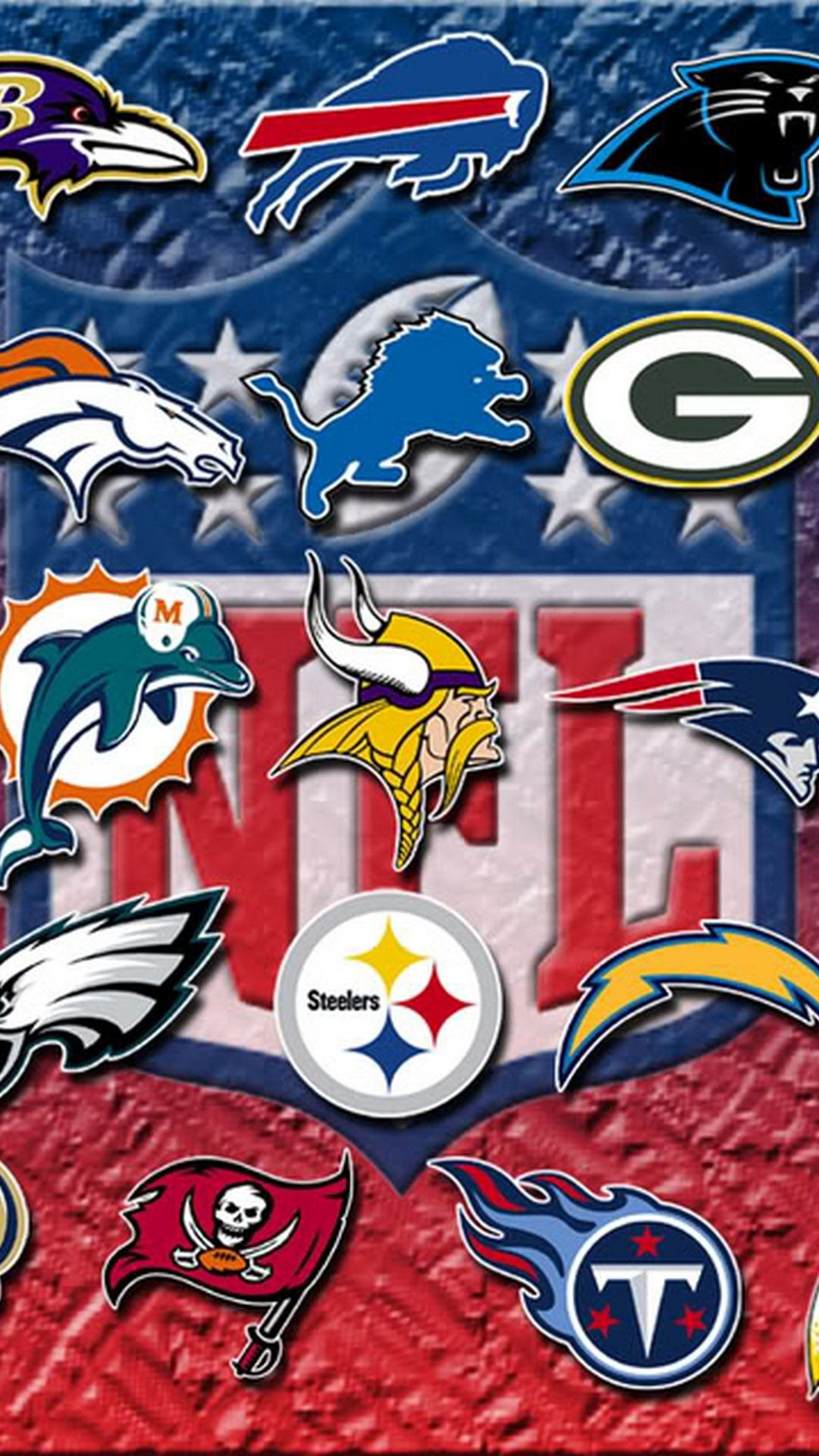 Wallpaper Cool NFL iPhone Football wallpaper, Nfl, Nfl logo