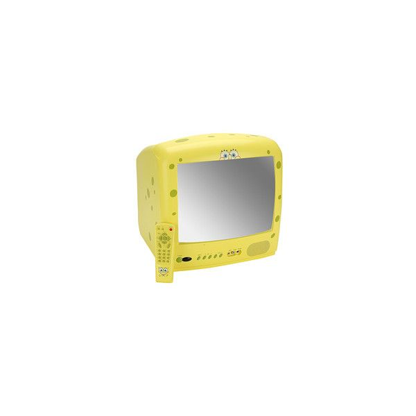 Liked On Polyvore Featuring Electronics, Spongebob, Furniture And Random