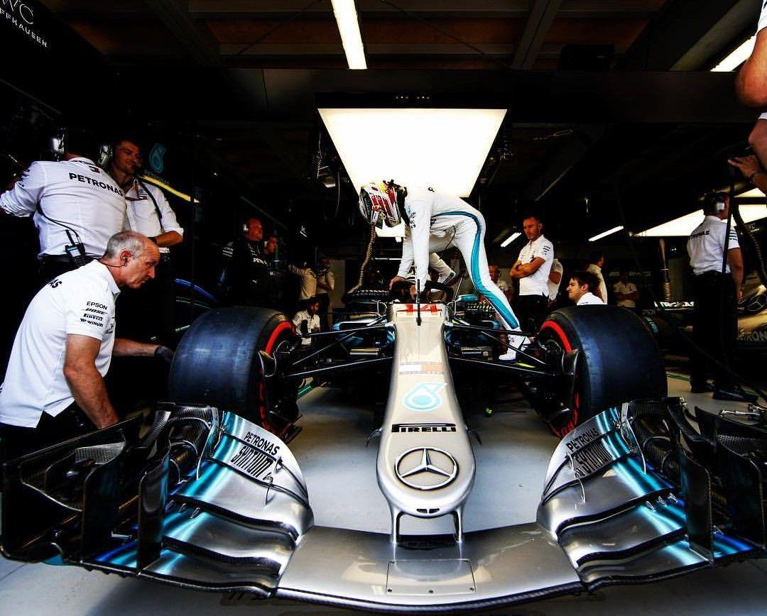 Monaco Gp 2018 Lewis Hamilton Hamilton Stationary Bike