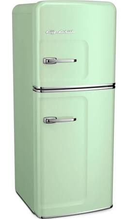Retro Kühlschrank Mint vintage look appliances search vintage look appliances