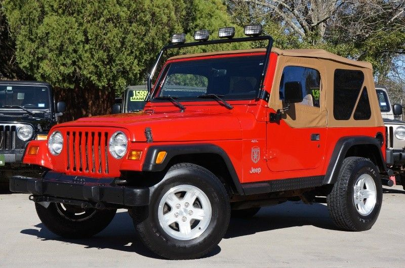 Pin by Select Jeeps on TJ the Fan Favorite 1999 jeep