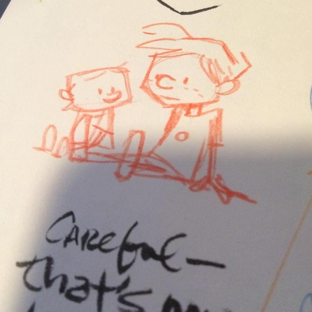 #drawriting #thenorm #thenormcomic by jantze