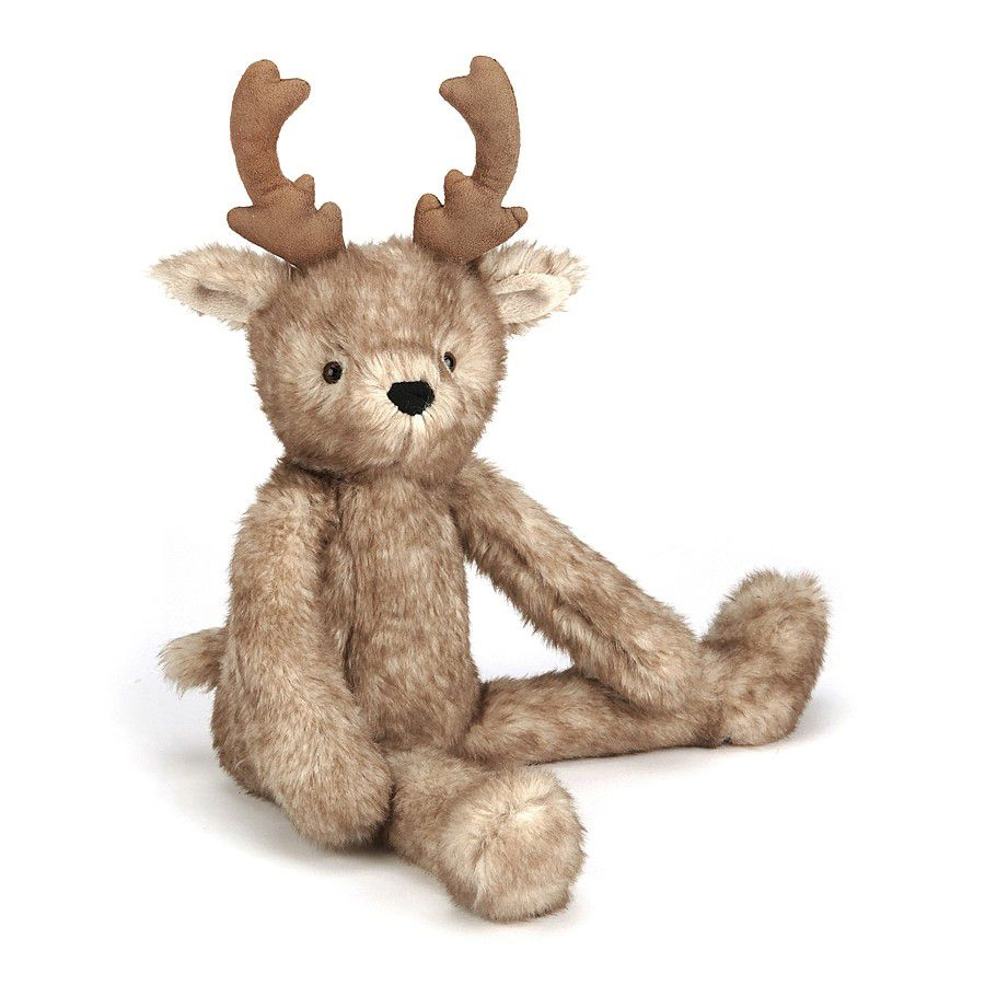 Jellycat Woodlander Deer Was 16 75 Now 8 37 Soft Toy Animals Jellycat Soft Toys Making