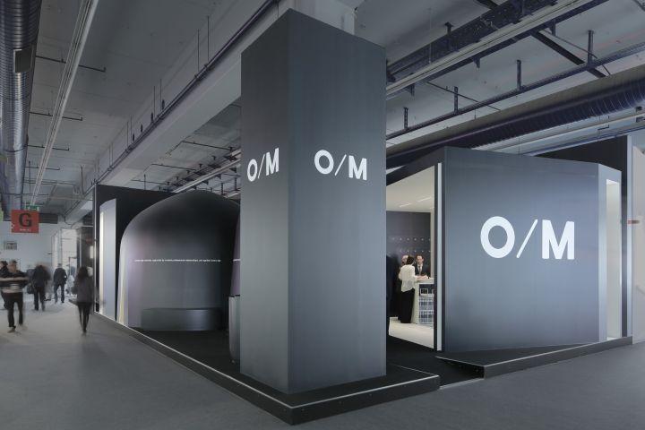O m stand at light building 2016 frankfurt germany wp for Design museum frankfurt