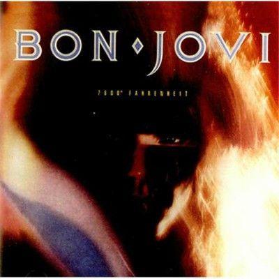 Bon Jovi 7800 Fahrenheit Jamminsvinyl