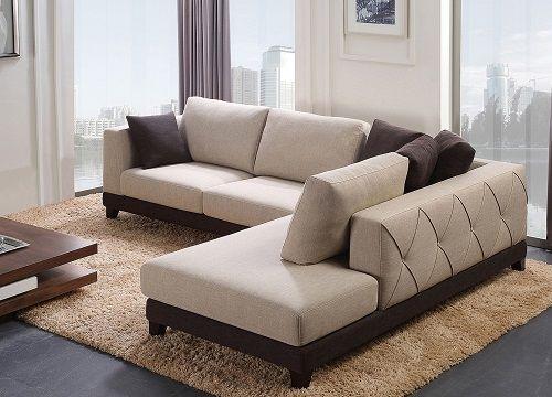 Abbyson Living Paris 2 Piece Sectional Sofa 799 34 Off Sam S Club Sofa De Canto Decoracao Sala Decoracao