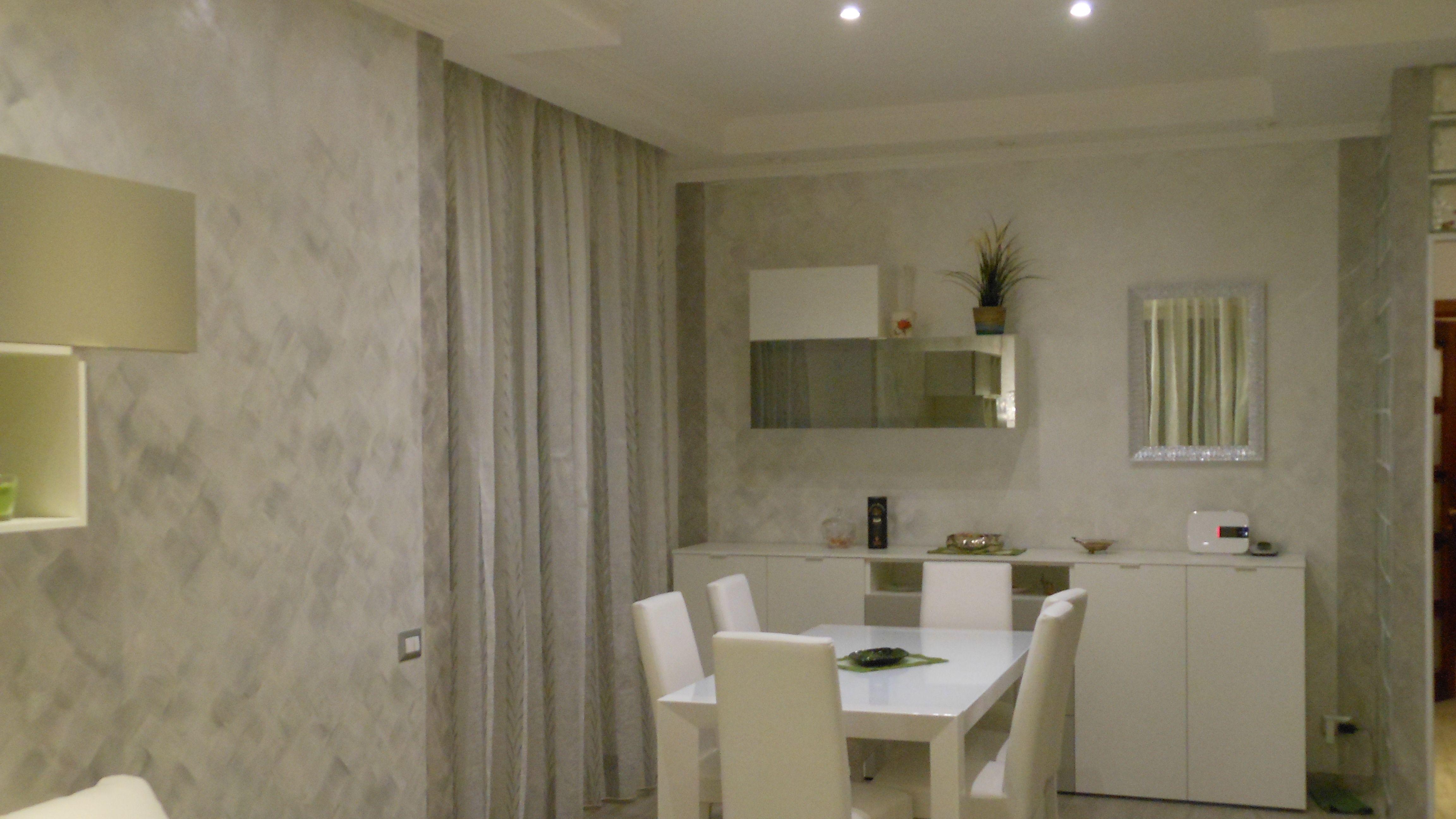 Pittura decorativa per interni cangiante effetto sabbia ideale per ...