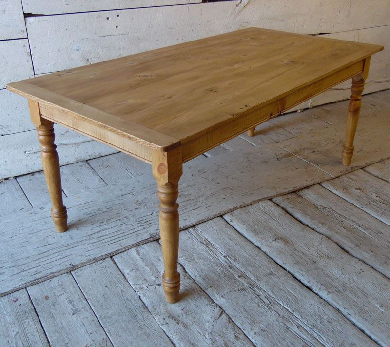 Ordinaire Cambridge Old Pine Farmhouse Table: Need A Great Place For The Family To  Gather And Enjoy Life? Well The Cambridge Old Pine Farmhouse Table Is Just  The ...