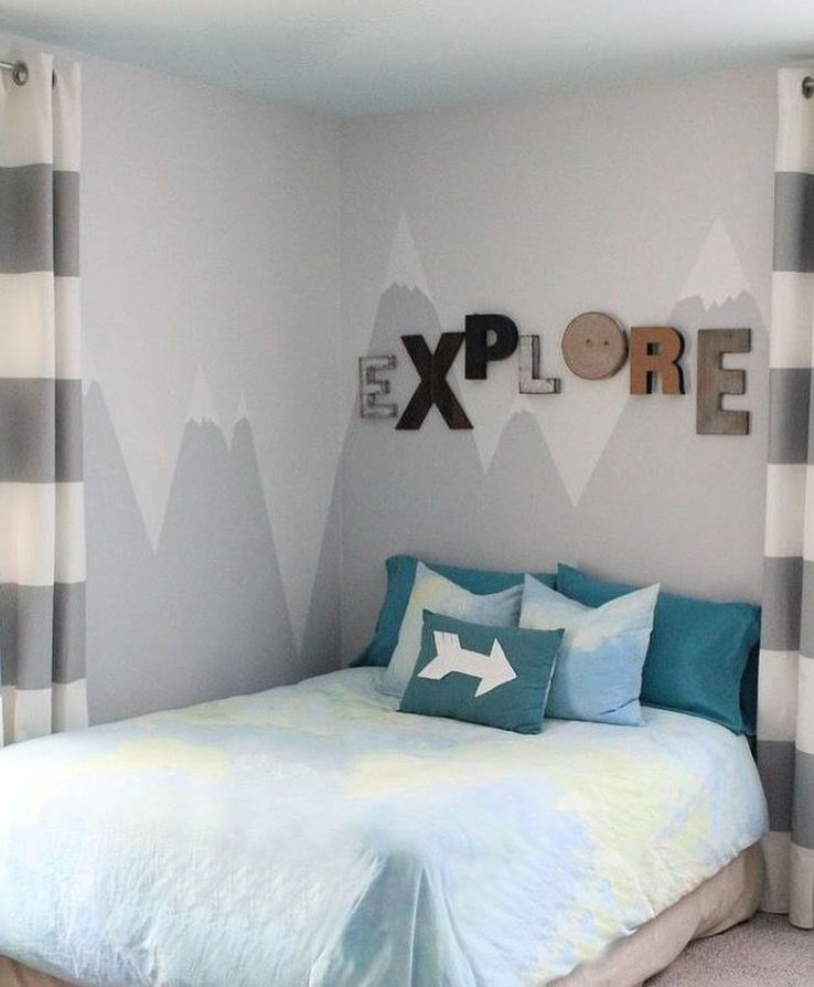 Kids Room Decor Ideas Pinterest: // Pinterest; Christabel_nf08 //