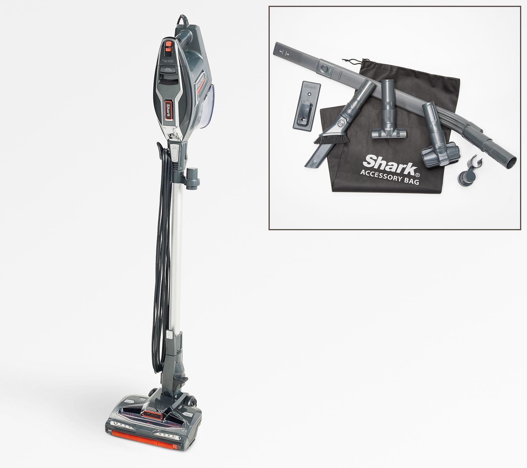 Shark rocket complete duo clean 2in1 vacuum w asst