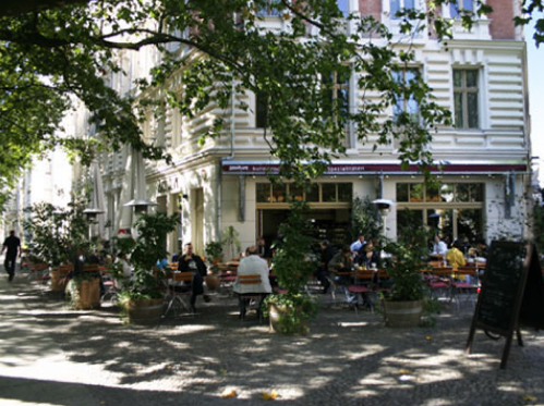 Cafe Anna Blume In Berlin Germany Chic Traveler Berlin Germany Berlin Germany