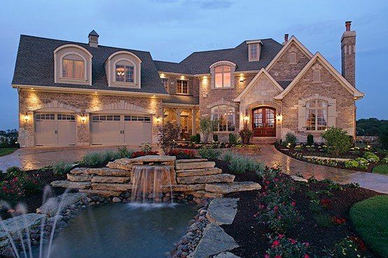 I Wouldn T Say No My Dream Home Beautiful Homes Mansions
