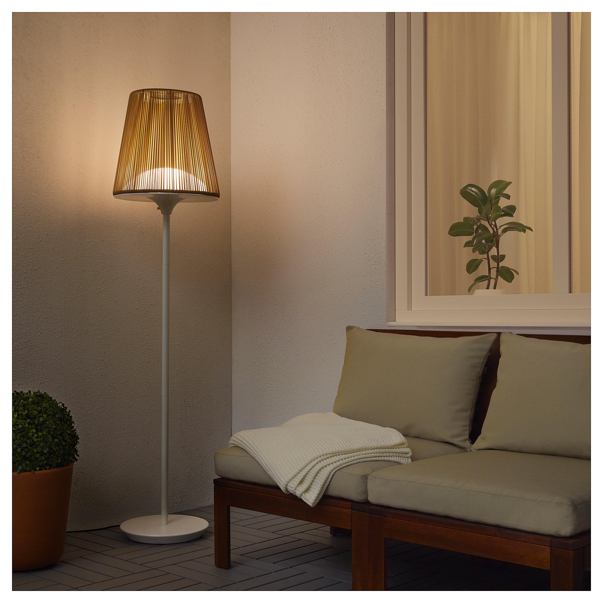Ikea Mullbacka Floor Lamp Outdoor Floor Lamp Floor Lamp