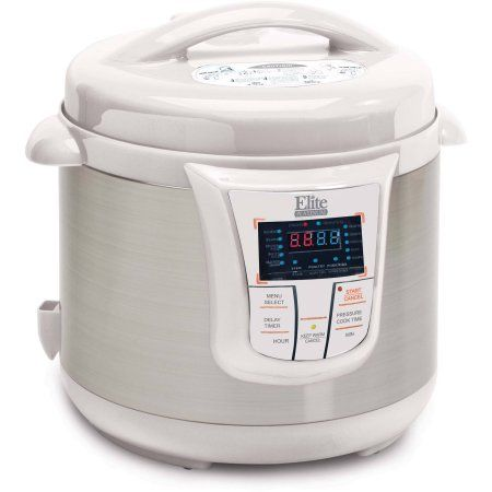Elite Platinum EPC 808P Stainless Steel 8 Quart Electric