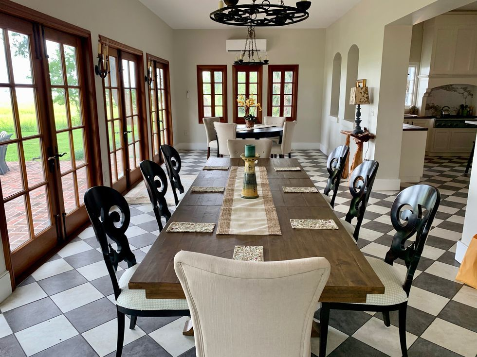 How an historic charleston home was transformed for