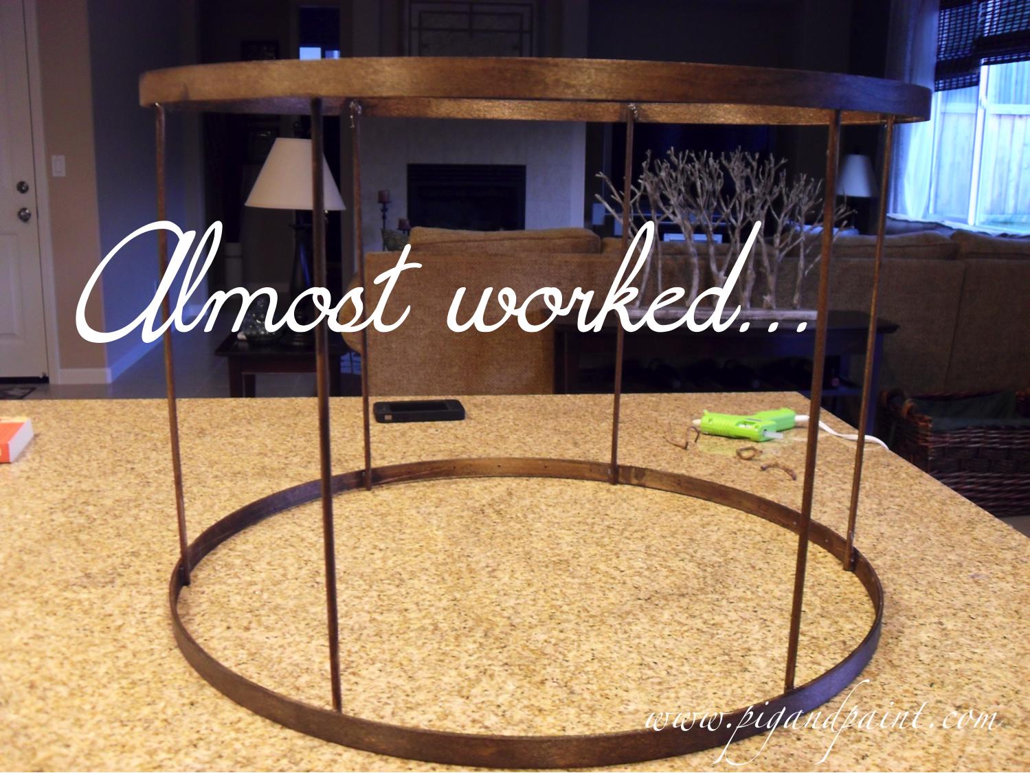 How to make a diy designer capiz drum shade chandelier a la oly how to make a diy designer capiz drum shade chandelier a la oly studio serena mozeypictures Gallery