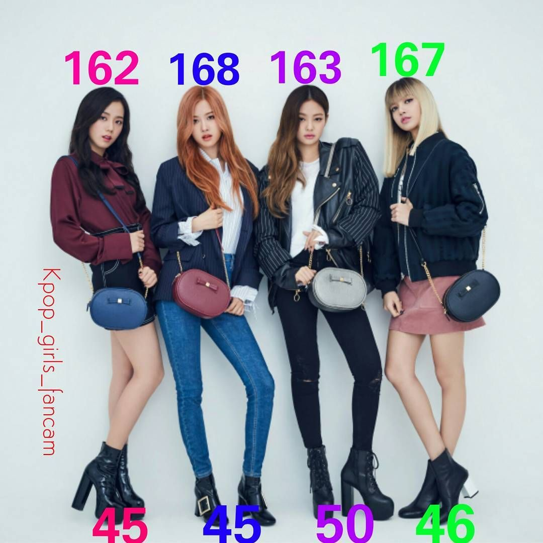 Blackpink Wallpaper 2016: [Blackpink] Weight And Height Some Information Is Wrong