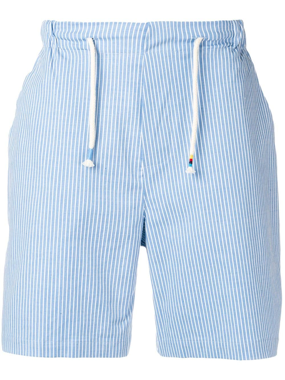 a2f7f1e828 The Silted Company pinstripe shorts - Blue in 2019   Products ...