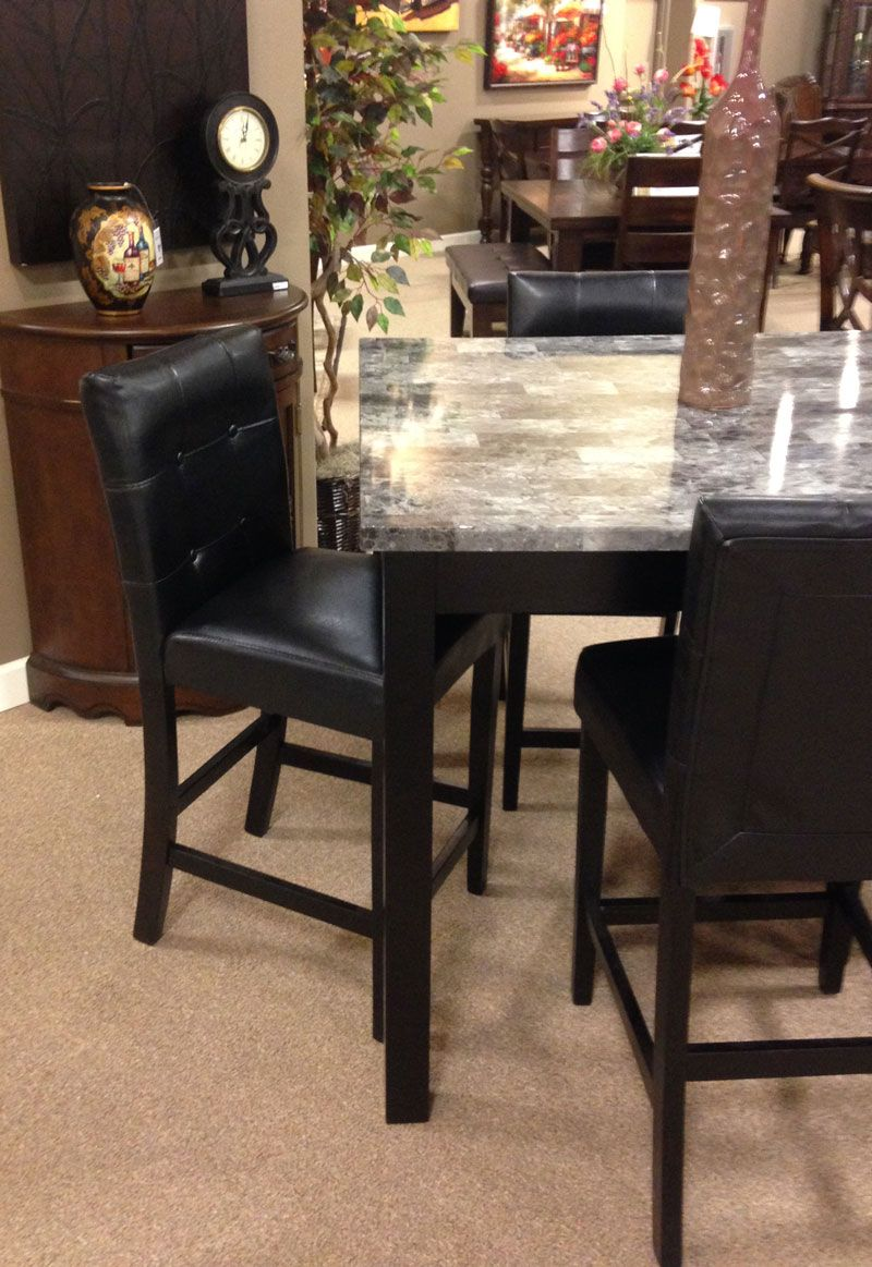 Maysville Counter Height Dining Room Table With 4 24