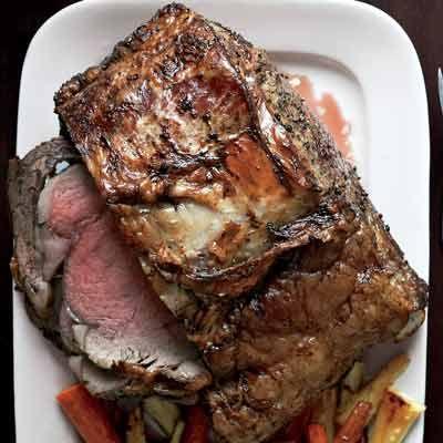 English Roast Beef And Yorkshire Pudding Recipe English Roast