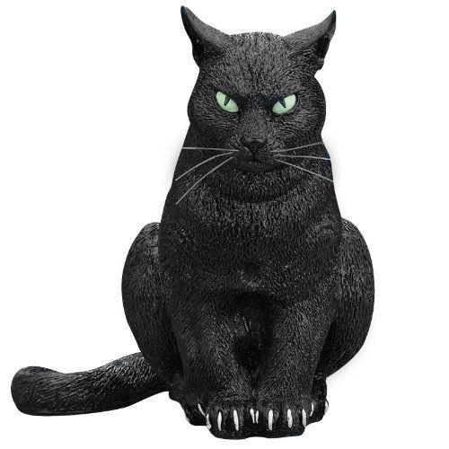 Amazon.com: Sitting Cat Latex Halloween Prop: Home & Kitchen