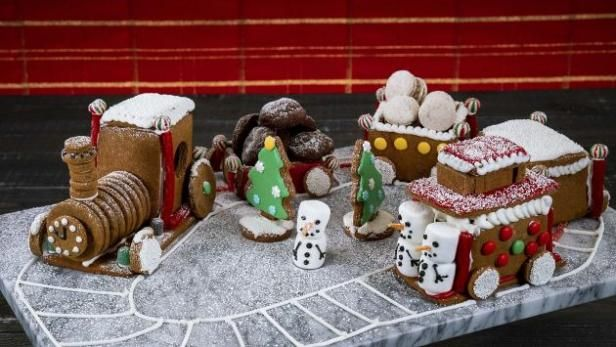 Watch Christmas Cookie Challenge Full Episodes From Food Network